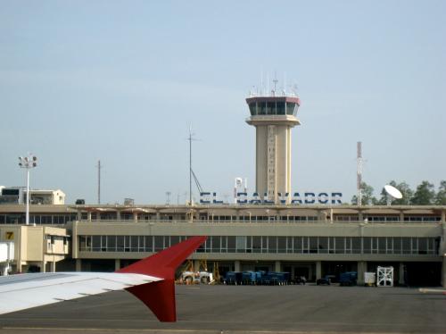 san salvador airport