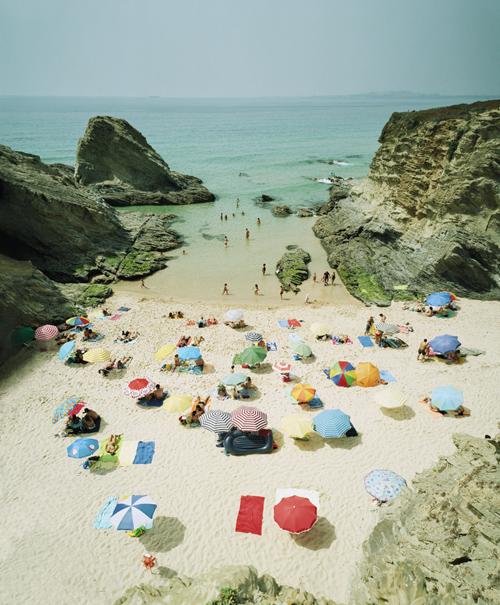 Praia Piquina by Christian Chaize